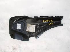 Арка колеса. Opel Astra
