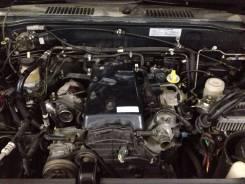 Двигатель. Isuzu Bighorn, UBS73GW Двигатель UBS73GW