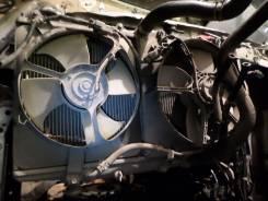Вентилятор охлаждения радиатора. Honda Torneo Honda Accord