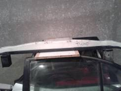 Жесткость бампера. Nissan Tino