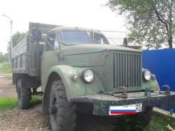 ГАЗ 63. Газ-63, 3 500 куб. см., 2 500 кг.