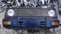 Ноускат. Mitsubishi Pajero Mini, H56A Двигатель 4A30