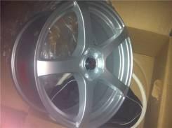 Продаю новые литые диски Alcasta 7.0*17 5*114.3 ET45 60.1. 7.0x17, 5x114.30, ET45, ЦО 60,1мм.