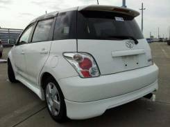 Накладка на бампер. Toyota ist, NCP60