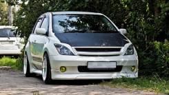 Обвес кузова аэродинамический. Toyota ist, NCP60