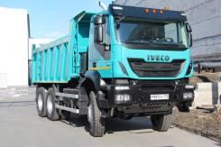 Iveco Trakker. Самосвал 6x4, 2016, 13 000 куб. см., 20 000 кг. Под заказ