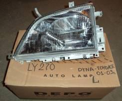 Фара. Toyota Toyoace Toyota Dyna, KDY270 Toyota ToyoAce, KDY270
