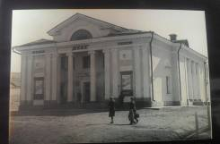 """Фотография кинотеатр """"Маяк"""" Владивосток."""