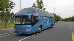 Higer KLQ6122B. Туристический автобус Higer KLQ 6122B, 8 900 куб. см., 51 место