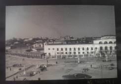 Фотография старой набережной. Владивосток.