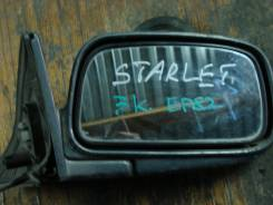 Зеркало заднего вида боковое. Toyota Starlet, EP82 Двигатель 4EFE