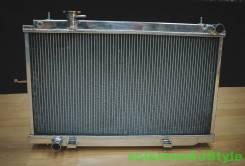 Радиатор охлаждения двигателя. Nissan Fairlady Z, HZ33, Z33 Nissan 350Z, Z33 Nissan Fairlady Двигатель VQ35DE