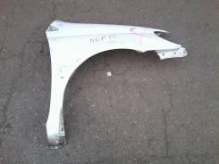Крыло. Toyota Platz, NCP12 Двигатель 1NZFE
