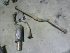 Глушитель. Toyota Celica, ST185