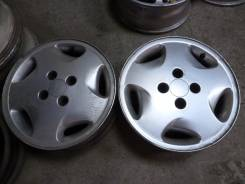 Литые диски R15 пара. 6.0x15, 4x100.00
