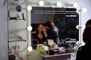 Уроки макияжа для себя. Визаж. Курсы профессиональный визажист. Обучение