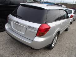 Задняя часть автомобиля. Subaru Outback, BP9, BP, BPE