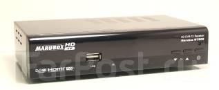 Цифровая эфирная DVB -T2 ( ДВБ -Т2 ) приставка (декодер) Marubox 7802