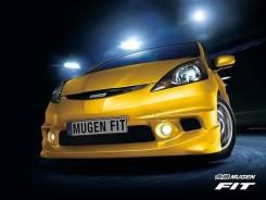 Honda Fit GE Mugen передний бампер. Отправка.