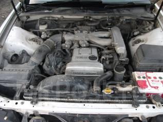 Двигатель в сборе. Toyota Mark II, 90