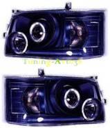 Фары передние тюнинг Toyota Hiace 2005-