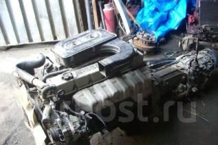 Двигатель в сборе. Nissan Safari, WRGY61 Двигатели: TD42T, TD42