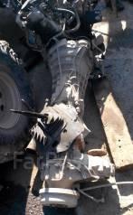 Механическая коробка переключения передач. Nissan Safari, WYY61 Двигатель RD28TI