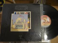 Лед Зеппелин / Led Zeppelin - The Song Remains the Same - JP 2LP 1976