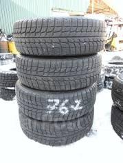 Michelin X-Ice. Зимние, без шипов, 2007 год, износ: 20%, 4 шт