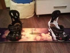 Комплекты сноубордические. 150,00см., snowkiteboard (сноукайтборд)