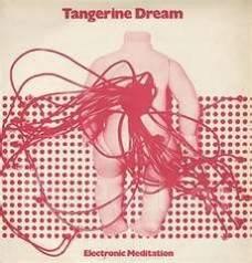 Tangerine Dream 1970 Запечатанный 180 г винил England