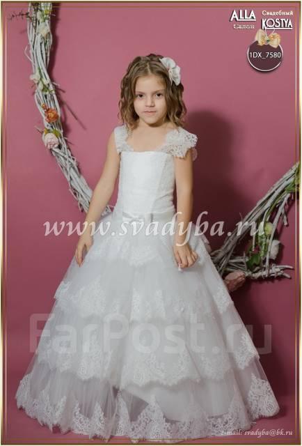 Детские бальные платья киров