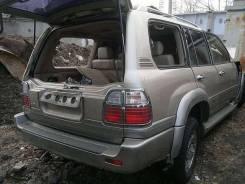 Кузовной комплект. Toyota Land Cruiser Cygnus, UZJ100W Двигатель 2UZFE