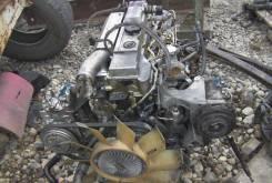 Двигатель в сборе. Mitsubishi Canter Двигатель 4M40