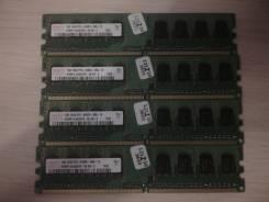 Память 4x 1Gb DDR 2 PC6400 Hynix