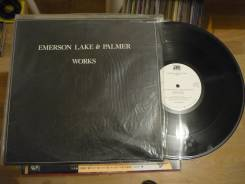 PROG! ELP / Emerson, Lake & Palmer - Works Vol 1 - US 2LP