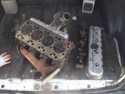 Головка блока цилиндров. Nissan Atlas Двигатель FD35