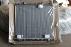 Радиатор охлаждения двигателя. Mazda Bongo Friendee Двигатель WLT