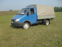 ГАЗ 3302. Газель 3302, 2 890 куб. см., 1 500 кг.