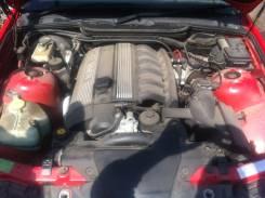 Двигатель в сборе. BMW 5-Series Двигатель M52B25