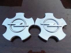 "Центральные колпачки на литые диски «Opel» (2шт. ). Диаметр Диаметр: 16"", 2 шт. Под заказ"