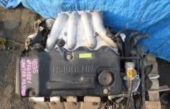 Двигатель. Mitsubishi Canter, FG508B Двигатель 4D35