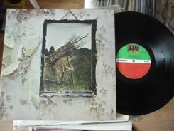 Лед Зеппелин / Led Zeppelin - IV - JP LP 1971 виниловая пластинка