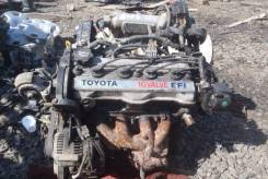 Двигатель в сборе. Toyota: Vios, Sprinter Trueno, Carina, Sprinter Marino, Sprinter, Corolla Levin, Corona, Corolla, Corolla Ceres, Soluna Vios, Solun...