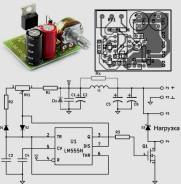 Радиоконструктор RP124. Регулятор мощности с ШИМ