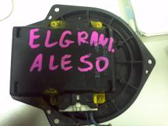 Мотор печки. Nissan Caravan Elgrand, AVWE50, ALWE50, AVE50, ALE50 Nissan Homy Elgrand, ALE50, AVWE50, AVE50, ALWE50 Nissan Elgrand, APE50, AVE50, ALWE...