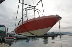 Bayliner Capri - Оранжевое настроение от Цитадель-марин. Год: 2000 год, длина 5,00м., двигатель подвесной, 90,00л.с., бензин