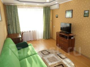 2-комнатная, улица Владивостокская 44б. Железнодорожный, 56,0кв.м.