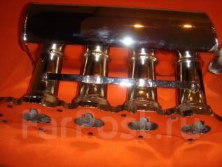 Коллектор впускной. Honda Prelude Двигатели: H22A, H22A1, H22A2, H22A3, H22A4, H22A5, H22A6, H22A8