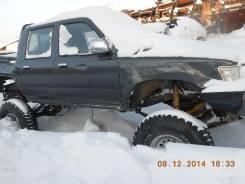 Toyota Hilux. LN106, 3L